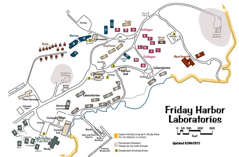 FHL Campus Map